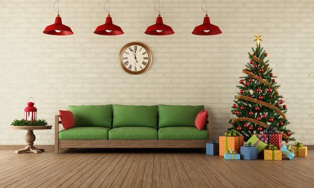 Sala de navidad