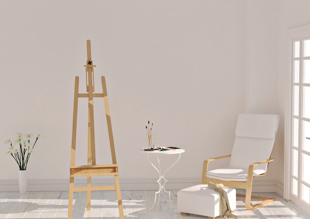 Sala de pintura