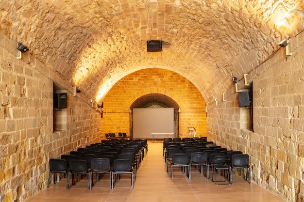 Sala de reuniones para conferencias