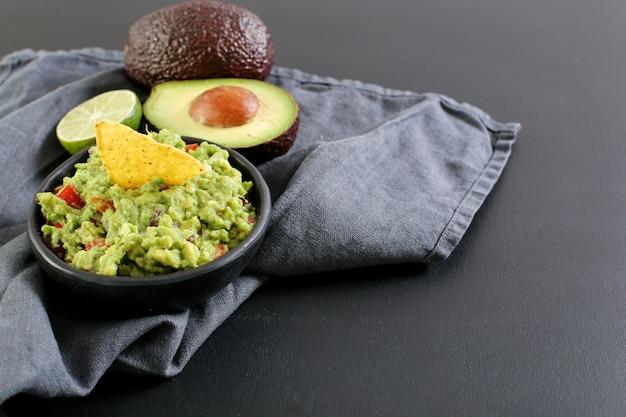 Salsa de guacamole