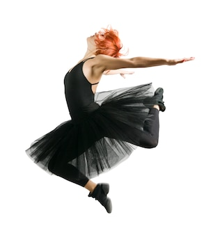 Saltando bailarina