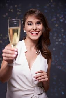 Saludos por el próximo año nuevo