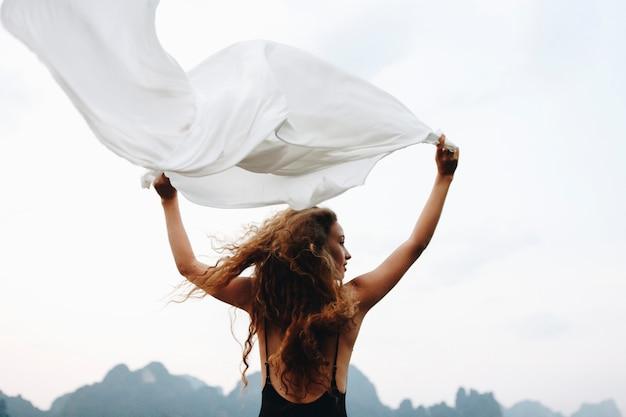 Salvaje y libre como el viento.