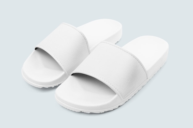 Sandalias blancas verano calzado moda