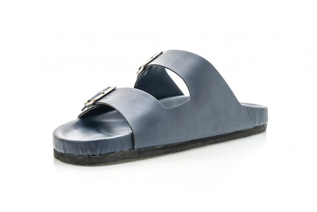 Sandalias de cuero para hombres