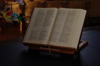 Santa biblia, lecturas