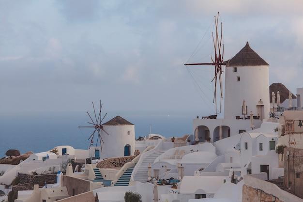 Santorini oia fondo