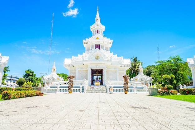 El santuario del pilar de la ciudad nakhon si thammarat