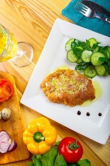 Schnitzel alemán
