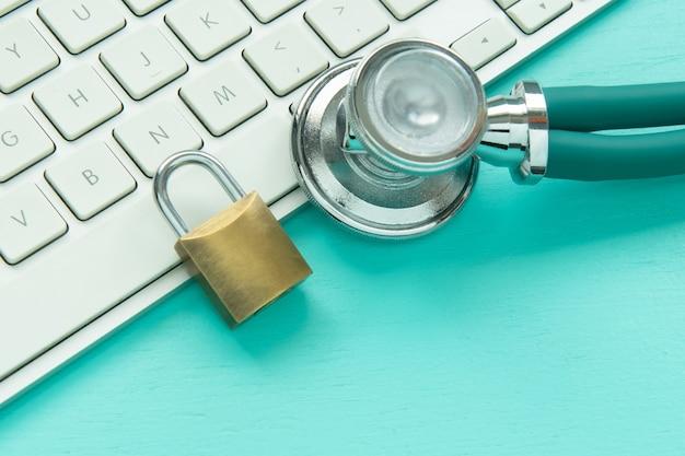 Seguridad de datos en informática en el campo médico