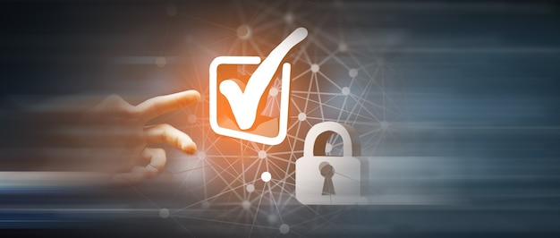 Seguridad de la red global. desbloqueo de protección.