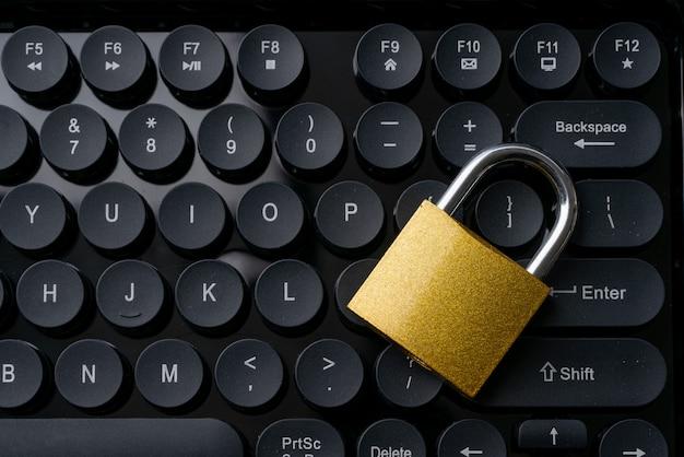 Seguridad en la tecnología de negocios en línea.