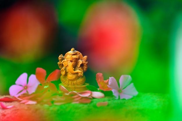 Señor ganesha, festival de ganesh