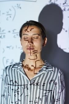 Señora matemática