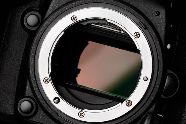 Sensor de la cámara