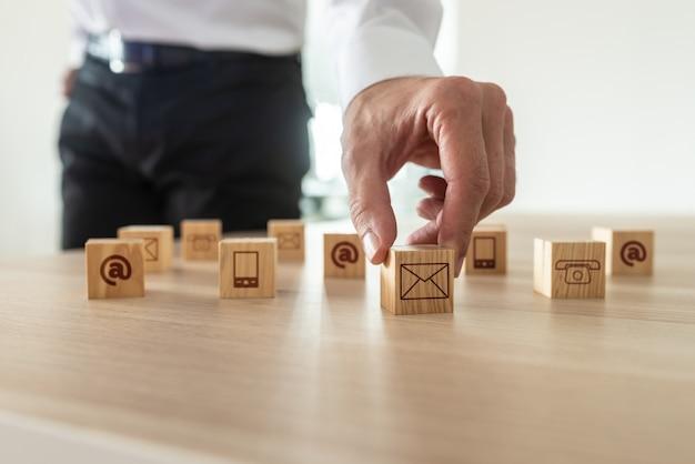 Servicio al cliente y concepto de soporte