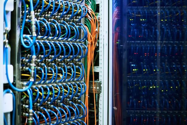 Servidor de supercomputadora