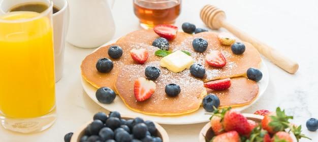 Set de desayuno saludable