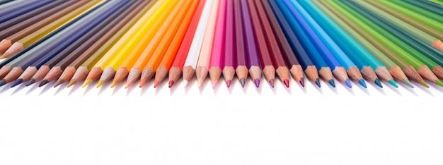 Set de lápices multicolores