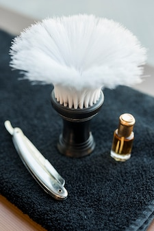 Set de peluqueria profesional para hombres.