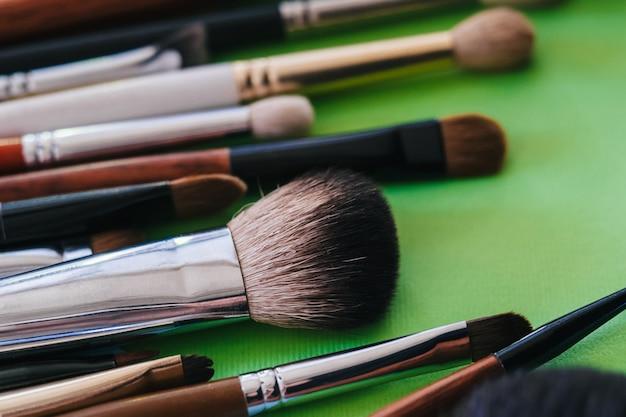Set de pinceles de maquillaje profesional