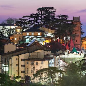 Shimla en la india