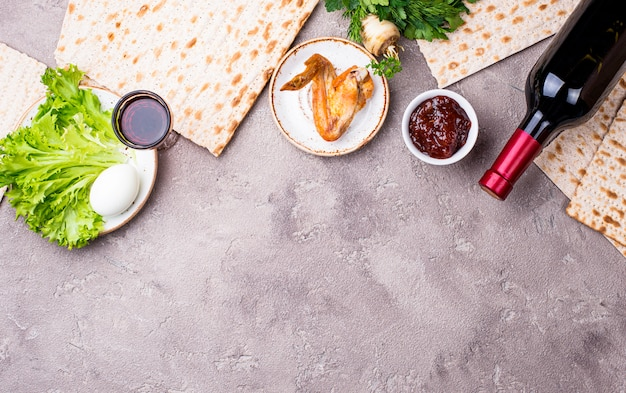 Simbólico de la festividad judía pesah