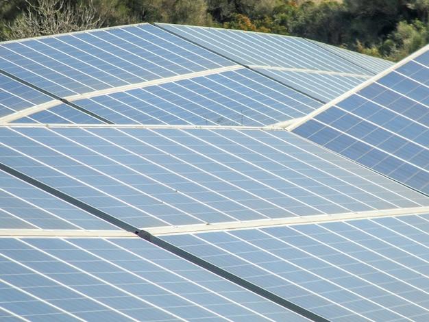 Sistema de generación de energía solar fotovoltaica