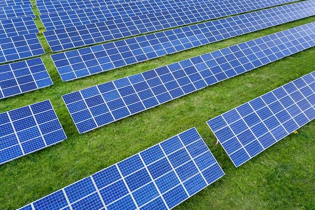 Sistema de paneles solares fotovoltaicos