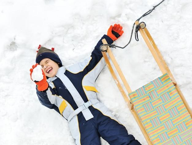 Snowman más actividad para niños frío disfrutar