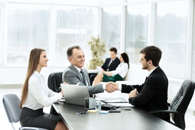 Los socios comerciales están discutiendo un plan de cooperación
