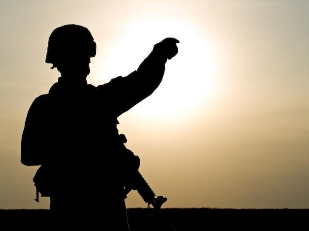 Soldado estadounidense