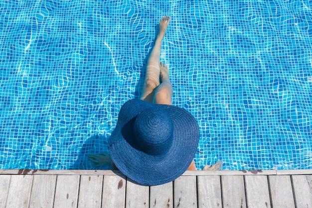 Sombrero de la mujer