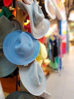 Sombrero de punto de moda para mujer