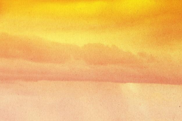 Suavemente nublado es degradado pastel, fondo de cielo abstracto en color dulce.