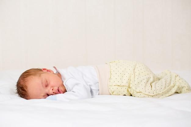 Sueño del bebé recién nacido