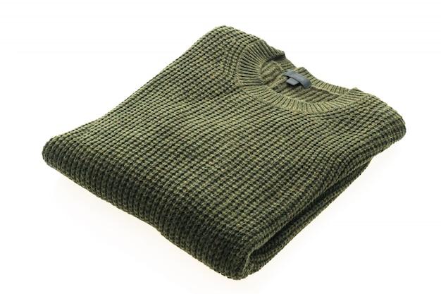 Suéter aislado
