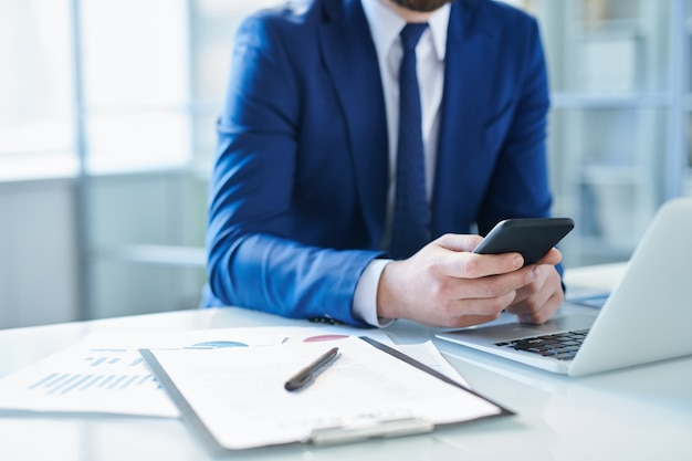 Suministros y gadgets comerciales
