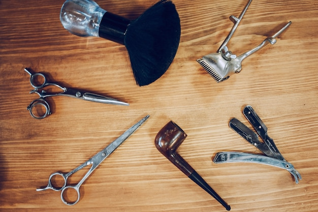Suministros de peinado