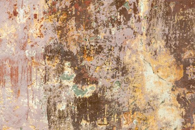Superficie antigua de fondo de cemento