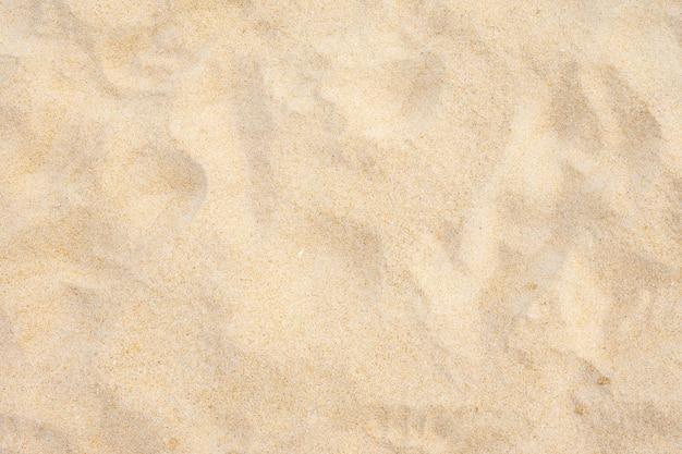 Superficie de arena de la naturaleza