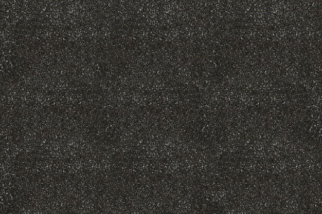 Superficie de asfalto negro