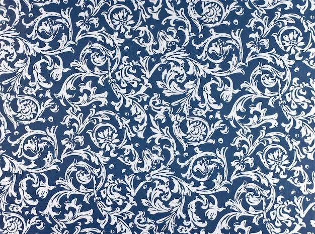 Superficie azul vintage