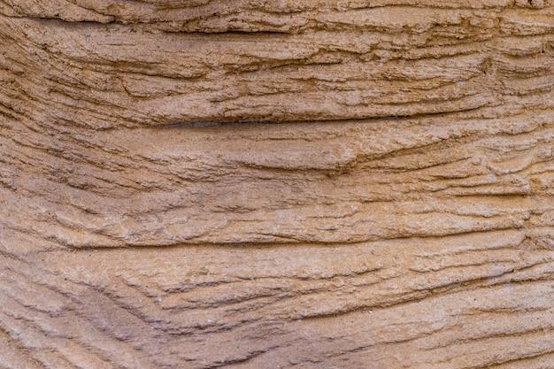 Superficie de la capa de roca roja anaranjada para textura
