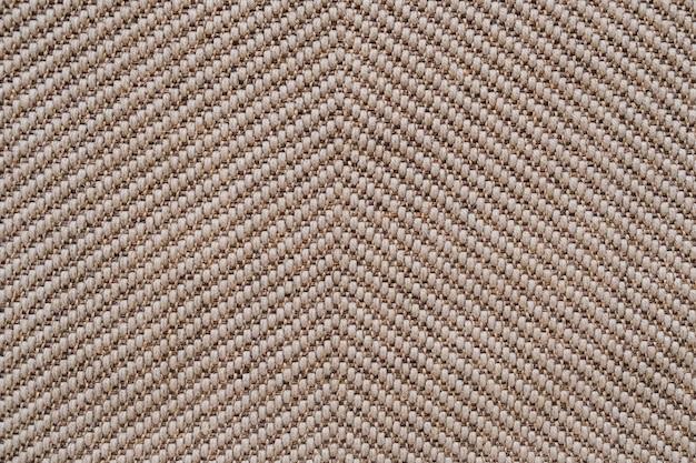 Superficie de estera natural de sisal, textura de fondo