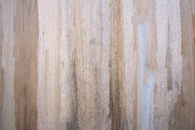 Superficie de fondo de textura de madera vintage con patrón natural antiguo