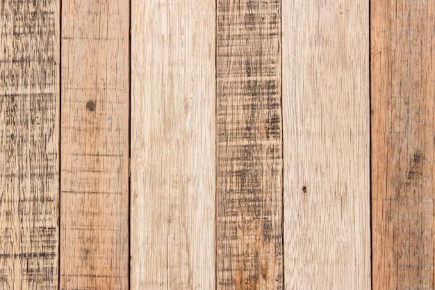La superficie de madera de madera dura textura telón de fondo y fondo woodden bordo.