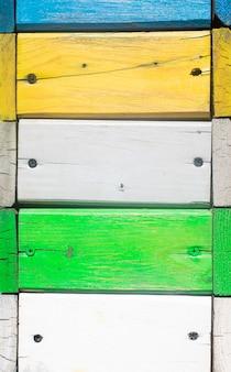 Superficie de madera utilizando como fondo