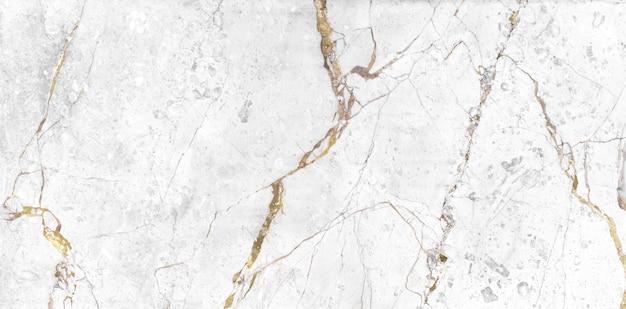 Superficie de mármol blanco con hermosos patrones naturales de baldosas de mármol gris y blanco para interior y exterior.