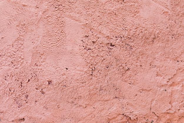 Superficie pintada de cemento rugoso